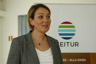 Inga Dóra Hrólfsdóttir, framkvæmdastjóri Veitna.