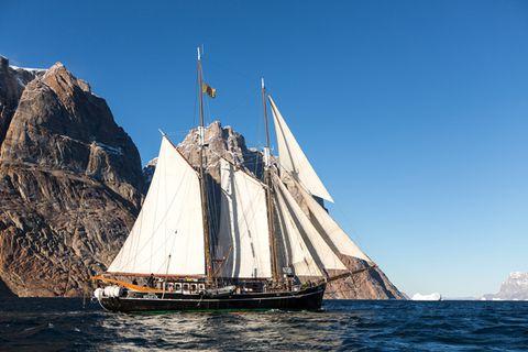 North Sailing's schooner Opal