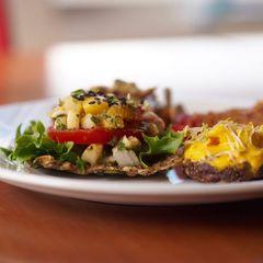 Mangósalsa, fullkomið með grillmatnum