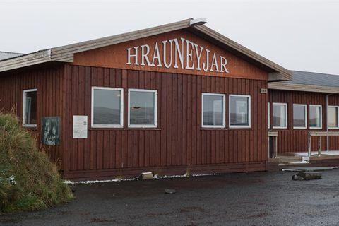 The Highland center of Hrauneyjar