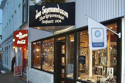 Founded in 1904, Jón Sigmundsson jewellers will be gone from Laugavegur by May.
