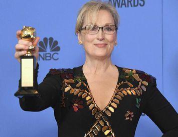 Meryl Streep mætir ef til vill í svörtu á Golden Globe í byrjun næsta árs.