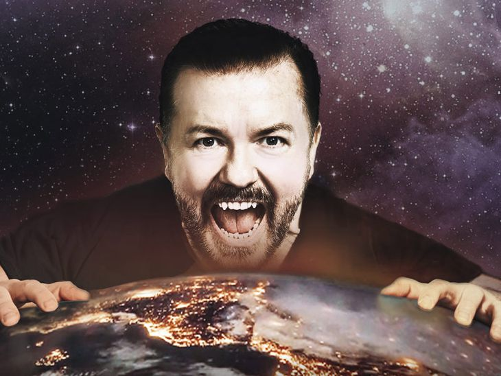 Ricky Gervais - Humanity World Tour