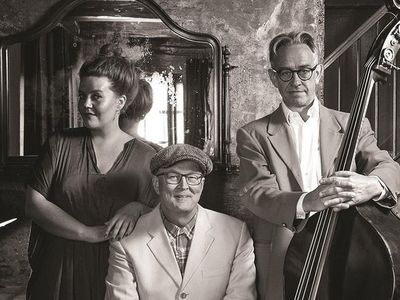 Tómas R. Einarsson – Nordic House Concert Series