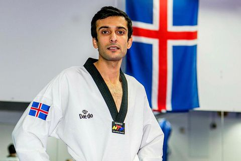 Meisam Rafiei is Nordic tae kwon do champion for 2016.