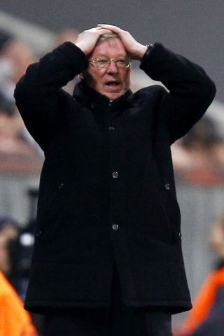 Sir Alex Ferguson.
