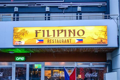 Filipino Restaurant
