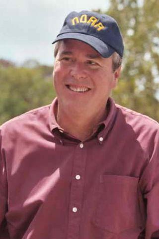 Jeb Bush, fyrrverandi ríkisstjóri Flórída.