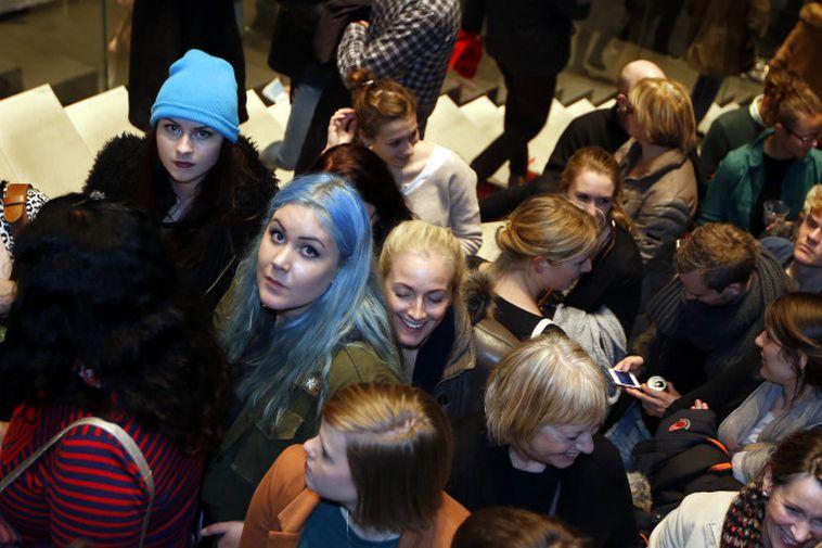 Iceland Airwaves - fyrsta kvöld
