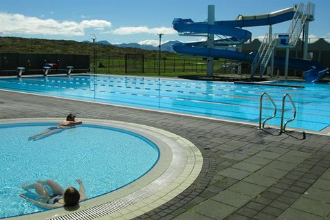 Stykkishólmur Swimming pool