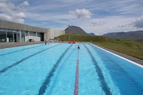 Hofsós Swimming Pool
