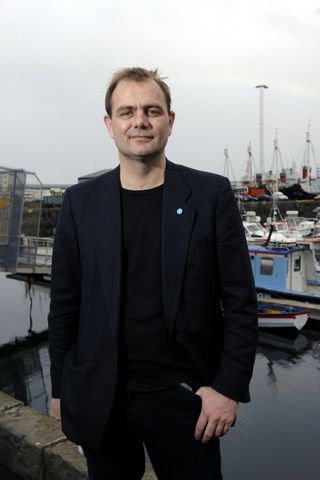 Sigurjón Þórðarson.