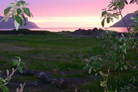 Þingeyraroddi Camping Ground