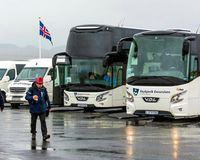 Reykjavík Excursions employs about 300 drivers.