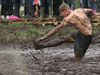 Mud ball is a messy affair.