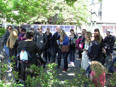 Dark Deeds in Reykjavík - A Literary Walking Tour