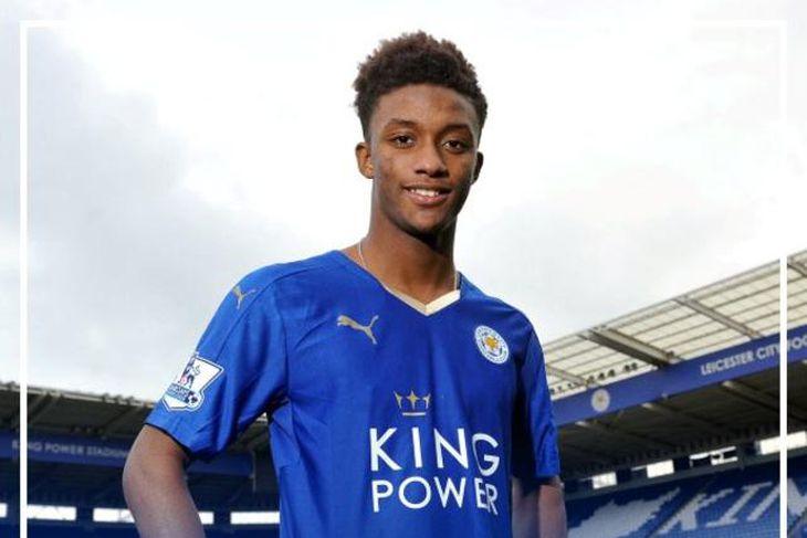 Demarai Gray er 19 ára kantmaður sem Leicester hefur keypt frá Birmingham fyrir 3,75 milljónir ...