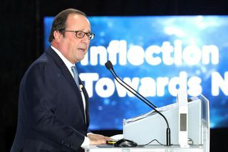 François Hollande, fyrrverandi forseti Frakklands.