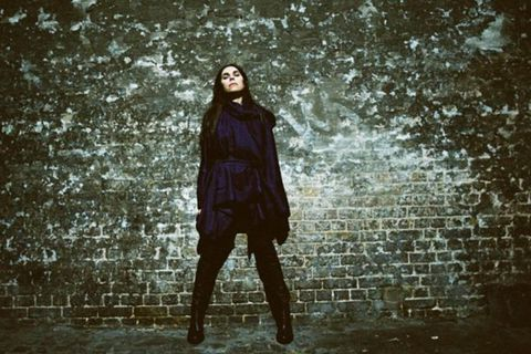 One of Britain's foremost female artists: PJ Harvey will be performing at Iceland Airwaves.