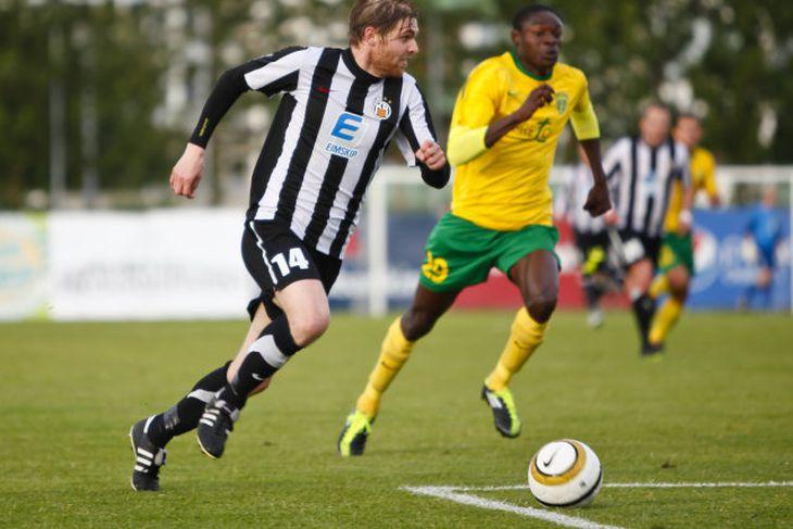 Viktor Bjarki Arnarsson er farinn frá KR til Fram.