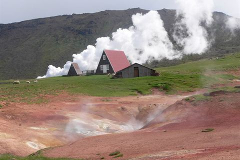 Þeistareykir Mountain Hut