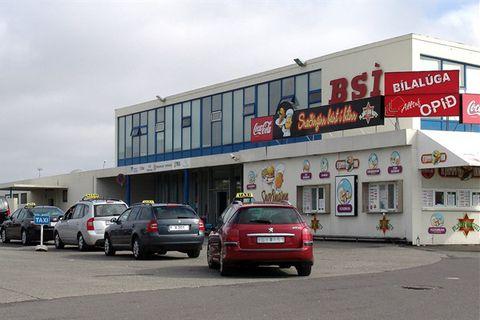 Reykjavík - Bus Stop (Umferðarmiðstöðin BSÍ) - Main Bus Station