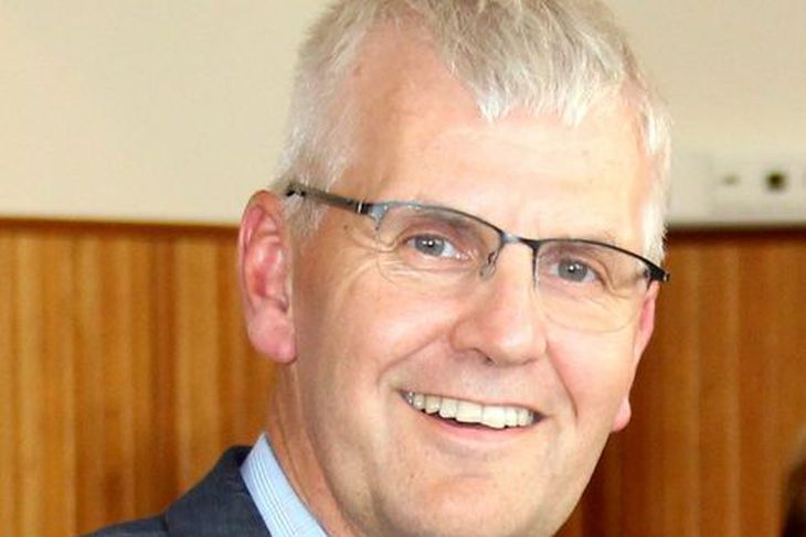 Einar Sveinbjörnsson, veðurfræðingur.