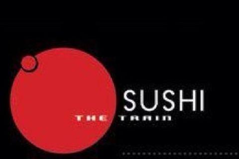 Osushi the train