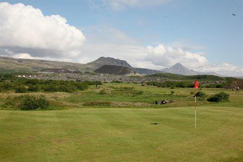 Glanni Golf Course