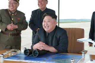 Kim Jong-un, leiðtogi Norður-Kóreu, sagði Trump munu greiða það dýru verði að hafa hótað Norður-Kóreu ...