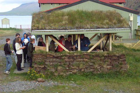 Norðurfjörður - Iceland Touring Association