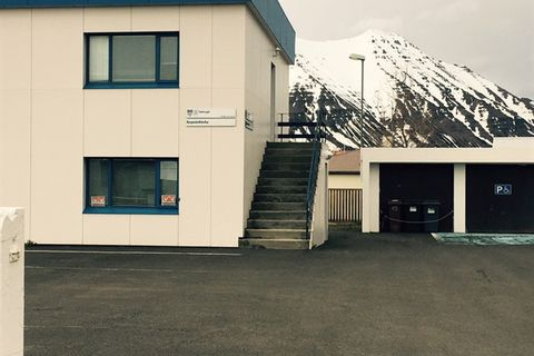 Fjallabyggð District Information Office - Ólafsfjörður