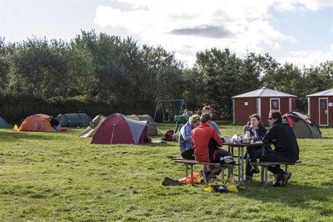 Reykjavík Eco Campsite