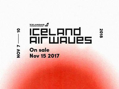 Iceland Airwaves 2018