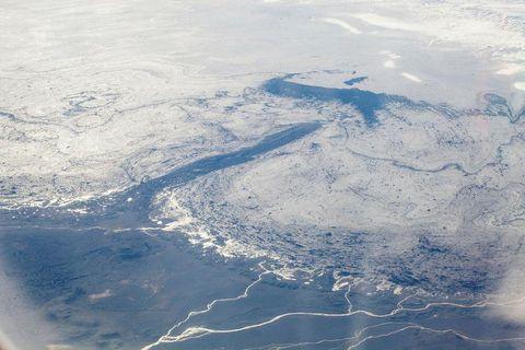 Bárðarbunga is  a stratovolcano located under Vatnajökull, Iceland's largest glacier.