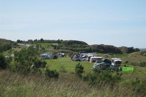 Borgarnes Camping ground