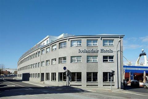 Icelandair Hotel Reykjavik Marina