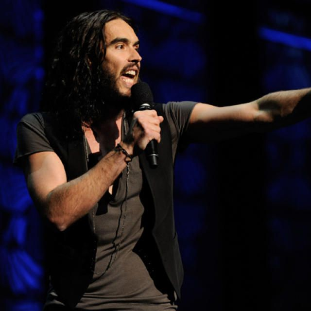 Russell Brand. <em>Getty Images for Amnesty Interna</em>