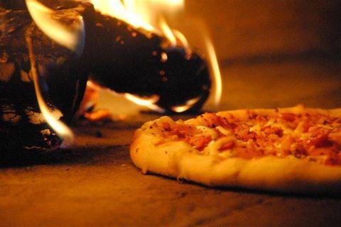 Bryggjan pizza