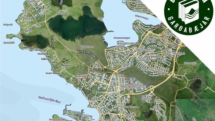 Garðverkin í Garðabæ