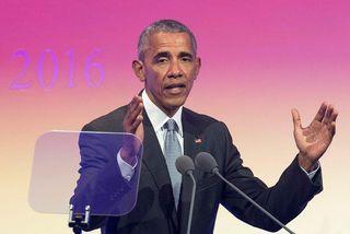 Barack Obama fyrrverandi Bandaríkjaforseti er vinsæll á Twitter.