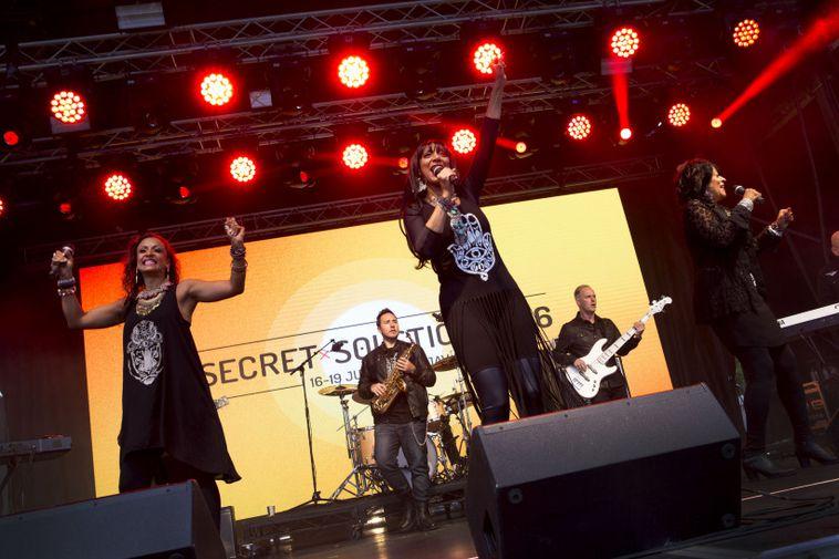 Secret Solstice 2016 - Fimmtudagur