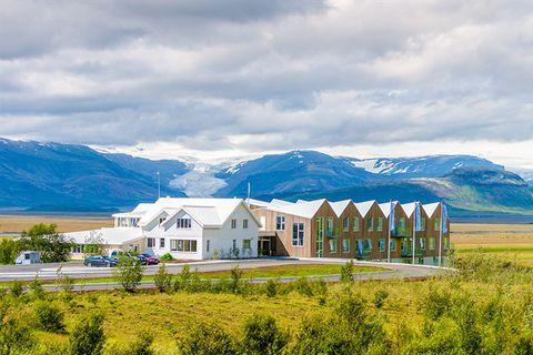 Fosshotel Vatnajökull - Islandshotel