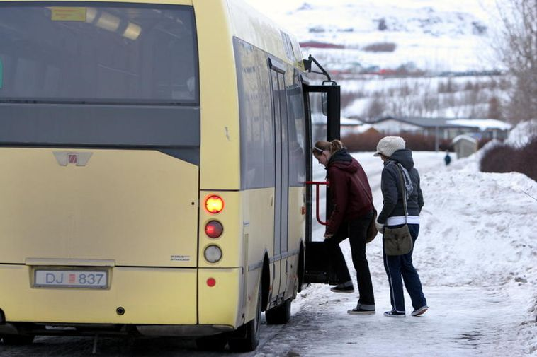 Akureyri bus users will have to make other arrangements this summer.