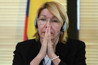 Luisa Ortega, fyrrverandi dómsmálaráðherra Venesúela, segist hafa sannanir fyrir spillingu Nicolasar Maduros, forseta landsins.