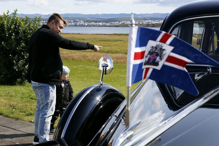 Bessastaðaheimsókn á Menningarnótt