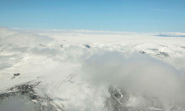 Bárðarbunga í Vatnajökli.