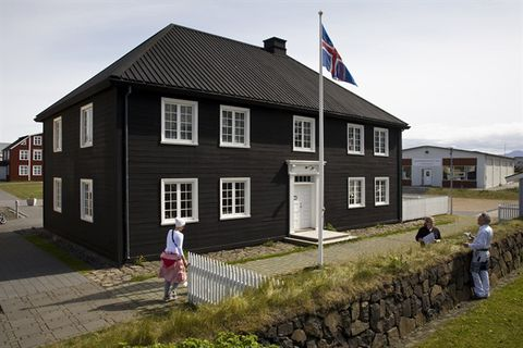 Norwegian House - Regional Muesum