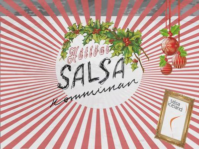 The Salsa Commune's dance/concert