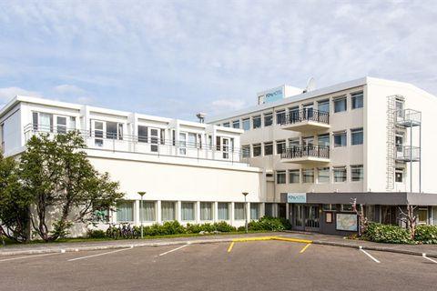 Fosshotel Húsavík - Islandshotel